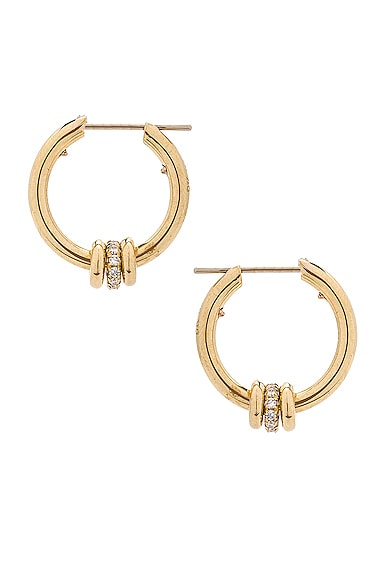 Ara Hoop Earrings