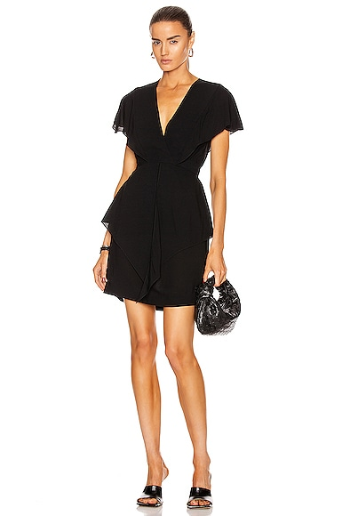 Emmalee Short Sleeve Mini Dress