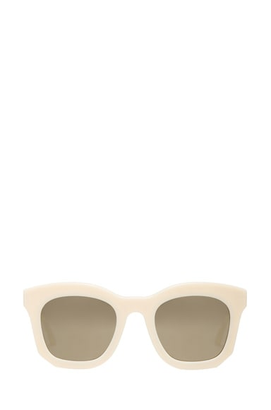 Mirror Wayfarer Sunglasses