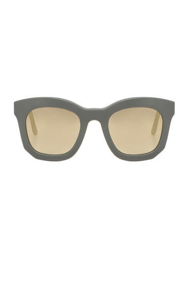 Mirror Wayfarer Sunglasses
