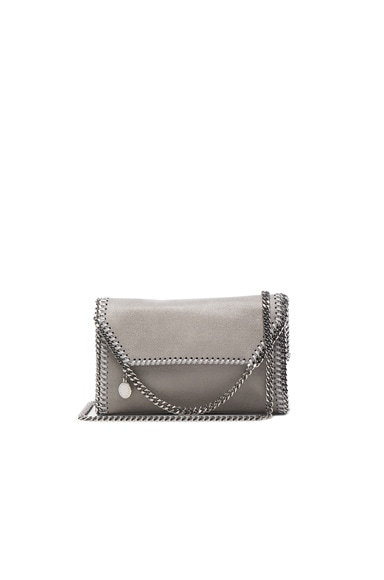 Falabella Fold Over Crossbody