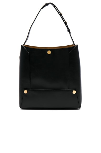 Textured Eco Alter Nappa Bucket Bag