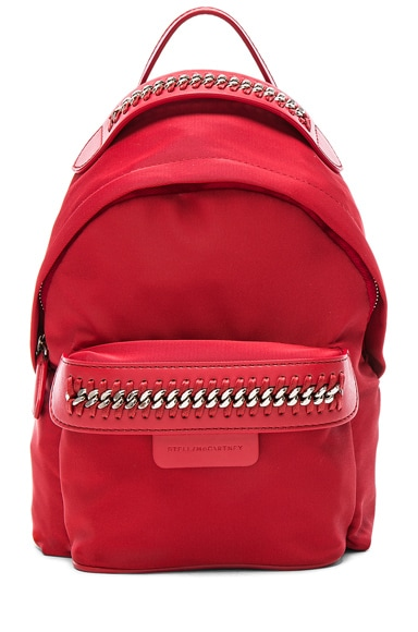 Falabella Go Eco Nylon Mini Backpack