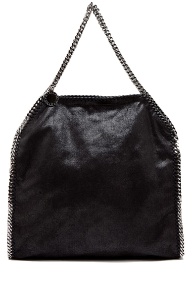 Big Shaggy Deer Falabella Tote