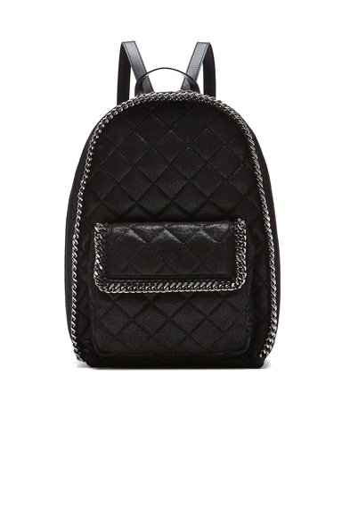 Falabella Quilted Backpack
