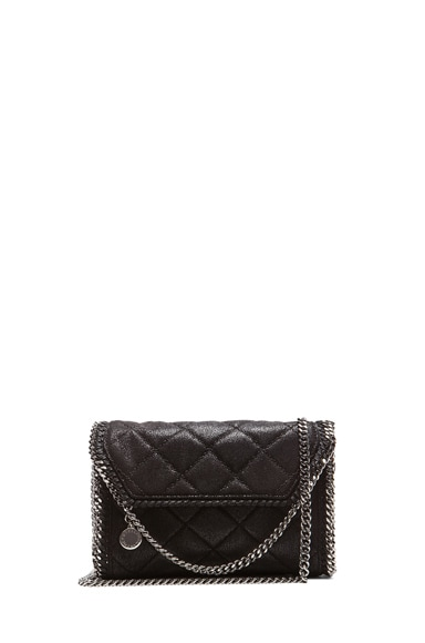 Mini Quilted Shoulder Bag