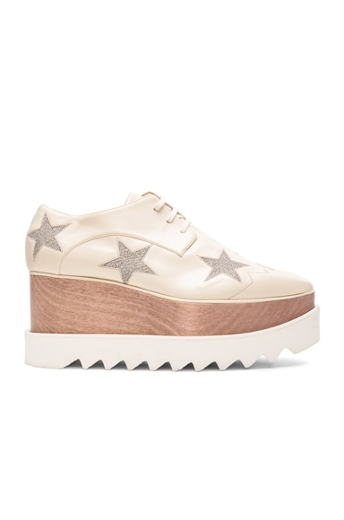 Elyse Star Platform Shoes