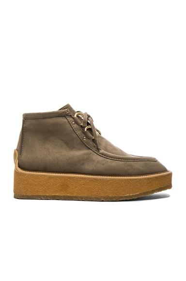 High Clipper Boots