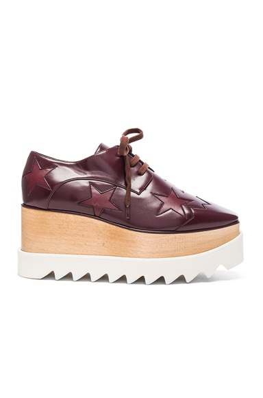 Elyse Star Platform Shoes