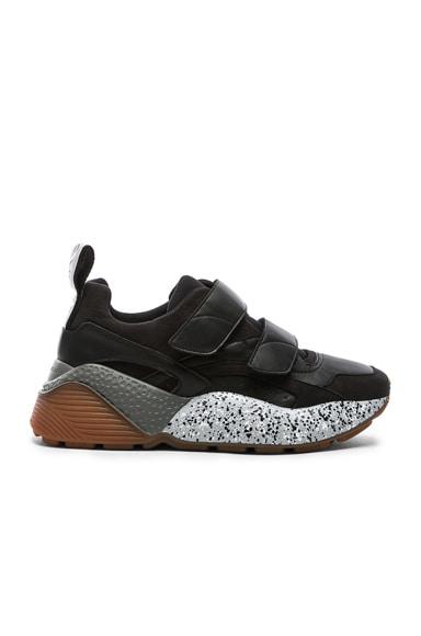Eclypse Velcro Strap Sneakers