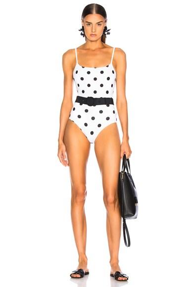 Nina Belt Swimsuit