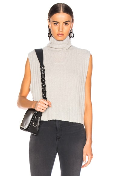 Bella Cashmere Sleeveless