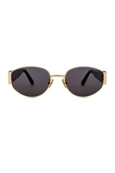 X Black Sunglasses