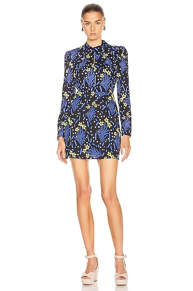 Wildflower Jersey Print Dress