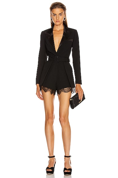 Tailored Playsuit