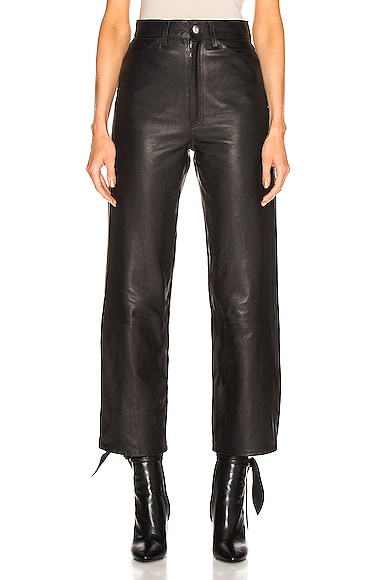 5 Pocket Straight Leg Pant