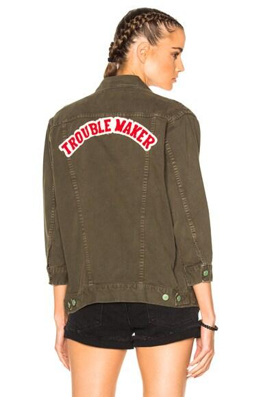 The Trouble Denim Jacket