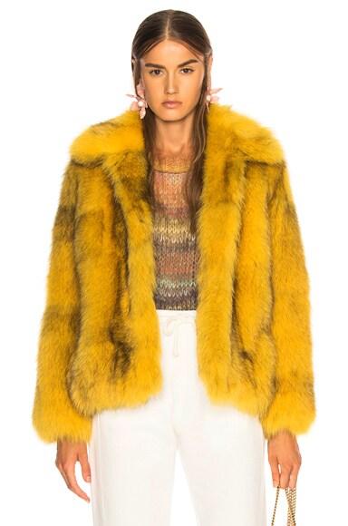 Sia Fur Jacket