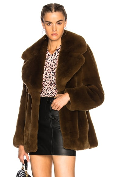 Mahonee Coat