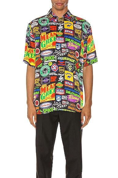 Multi Sponsors Shirt