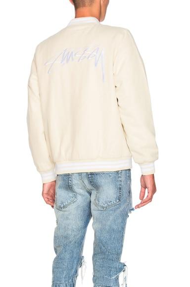 Stock Varsity Jacket