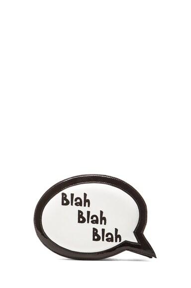 Speech Bubble Blah Blah Blah Bag