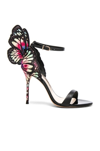 Chiara Embroidery Sandals