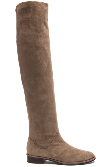 Rockerchic Suede Boots