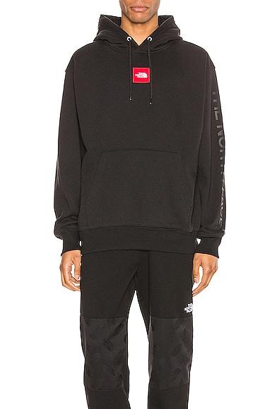 Box Drop Pullover Hoodie
