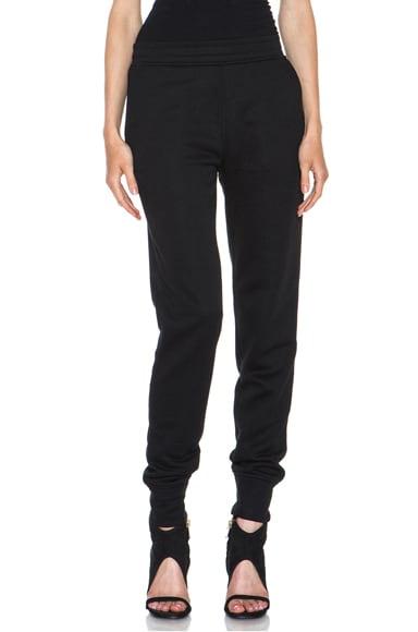 Poly Rayon Fleece Sweatpants
