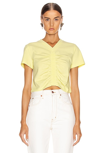 Twist Short Sleeve Top