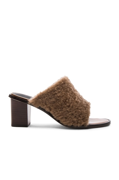 Boni Sheep Shearling Mules