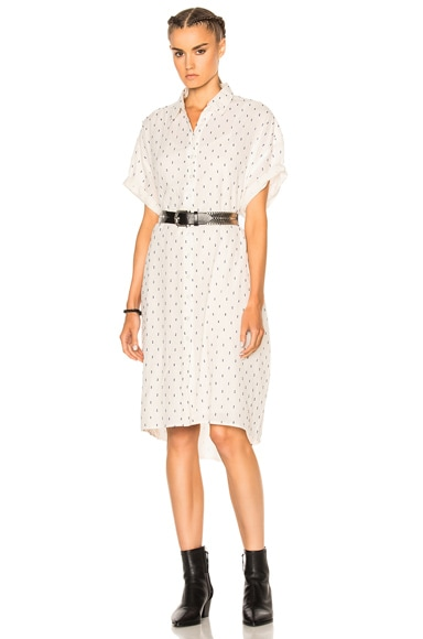 Camper Shirt Dress