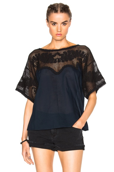The Bloomer Top