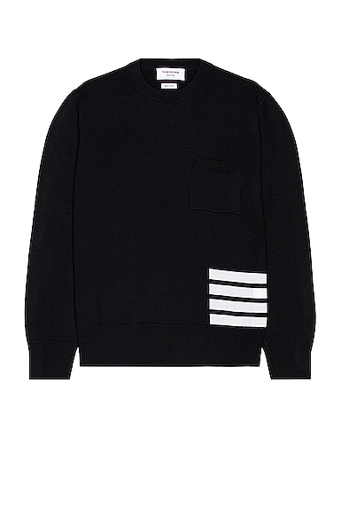 Thom Browne Wools 4 BAR SWEATER