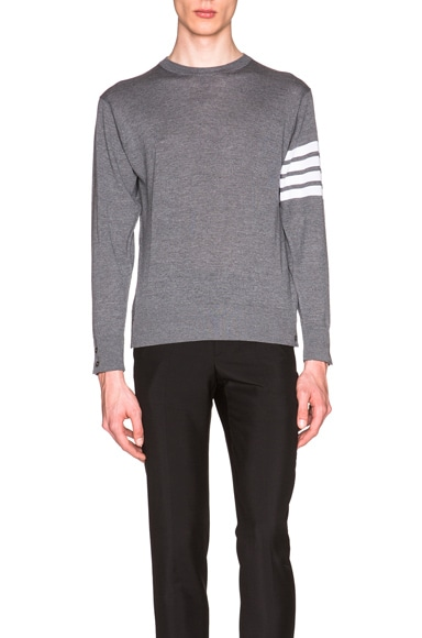 Classic Merino Crewneck Sweater