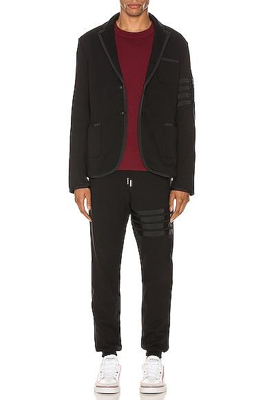 Jersey 4 Bar Classic Suit