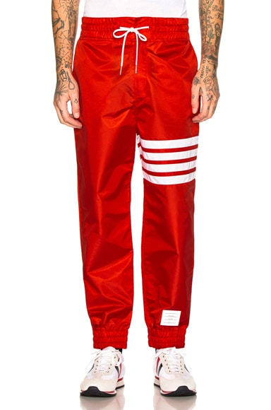 Relaxed Track Pants
