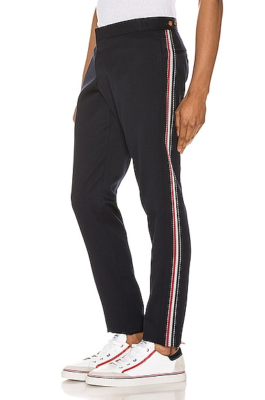 Unconstructed Skinny Trouser