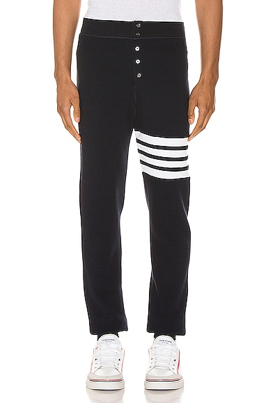 4 Bar Long Johns Pants