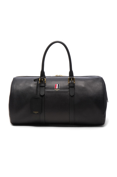 Deerskin Duffle Bag