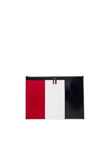 Medium Zippered Document Holder