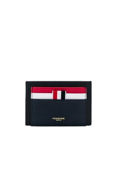 Double Sided Cardholder