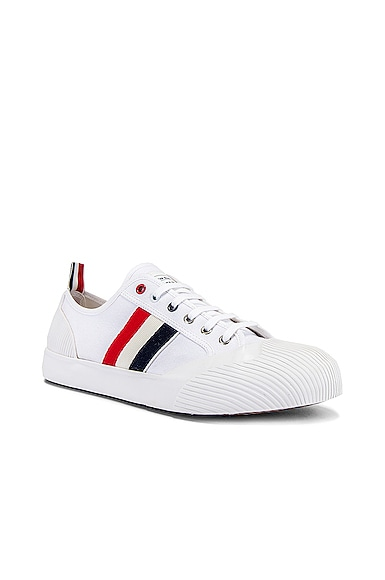 Low-Top Vulcanized Trainer