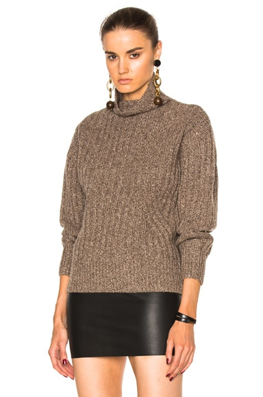 Verbier Turtleneck Sweater