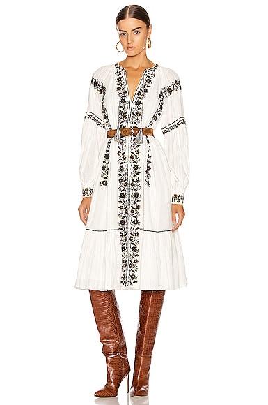 Vanita Dress