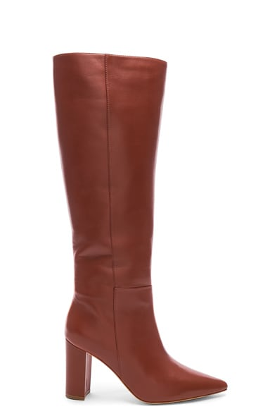Leather Jerri Boots