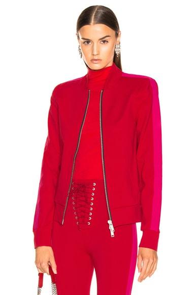 Mil Jersey Spalline Jacket