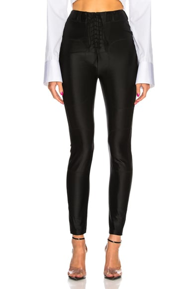 Lace Up Foot Pant
