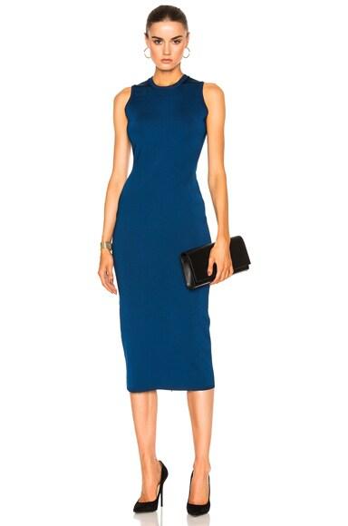 Shine Viscose Dress